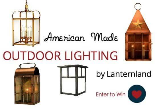 Lanternland outdoor lighting  American made outdoor lighting