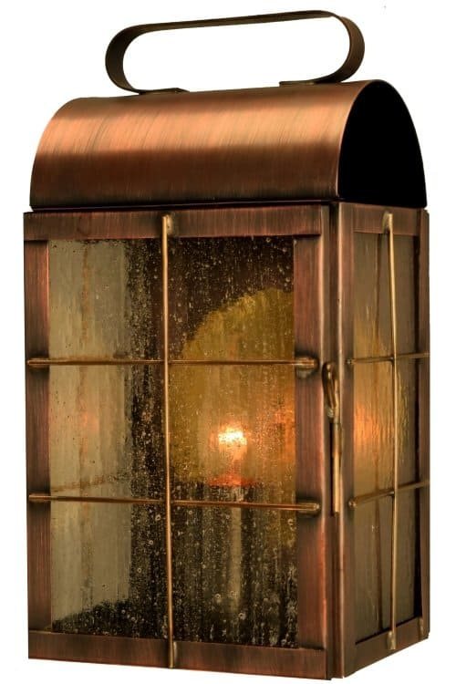 New Haven Colonial Wall Sconce by Lanternland