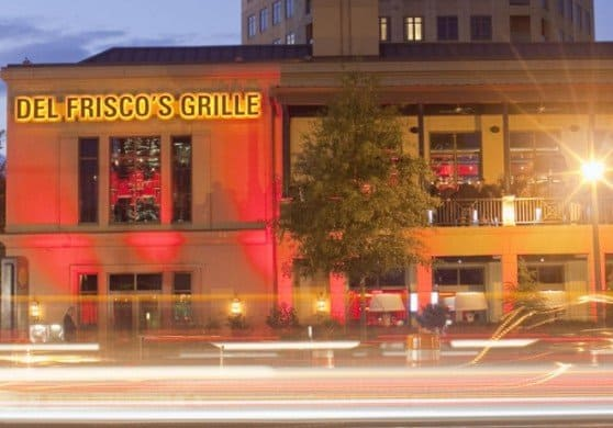 Del Friscos Grille Reviewed on USALoveList.com