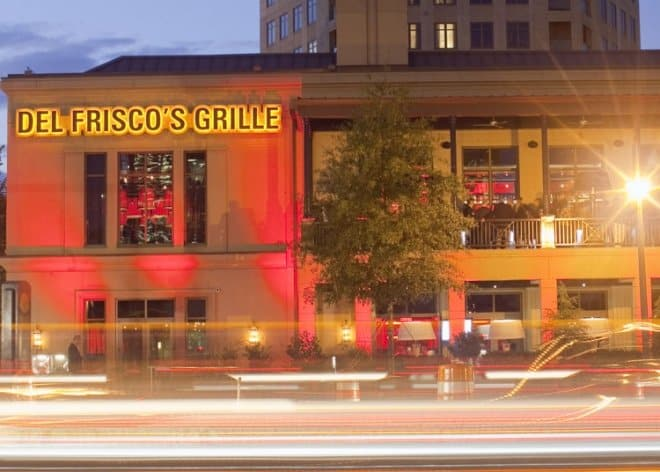 Review an all american dining experience at del frisco 39 s for Del frisco s chicago