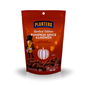 Planters Pumpkin Spice Almonds Reviewed 6