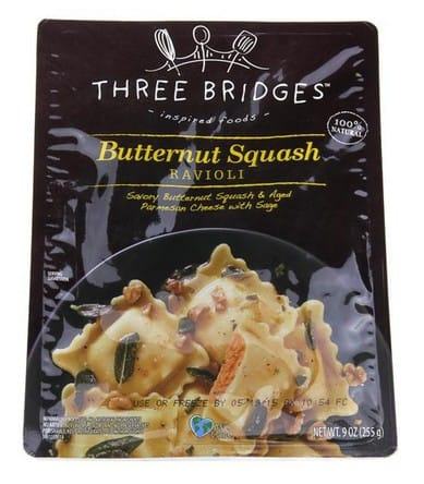 National Pasta Month | Fresh natural pasta by Three Bridges | Organic and gluten free varieties available