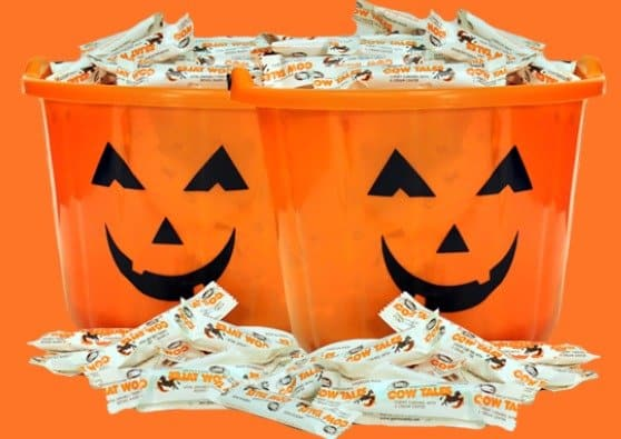 Giveaway: American Made Mini Cow Tales Nut Free Halloween Candy