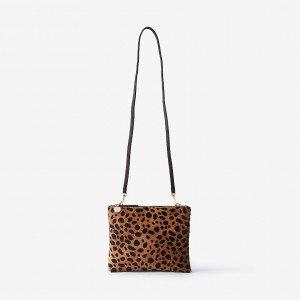 American Made Crossbody Bag From Claire V via USALoveList.com