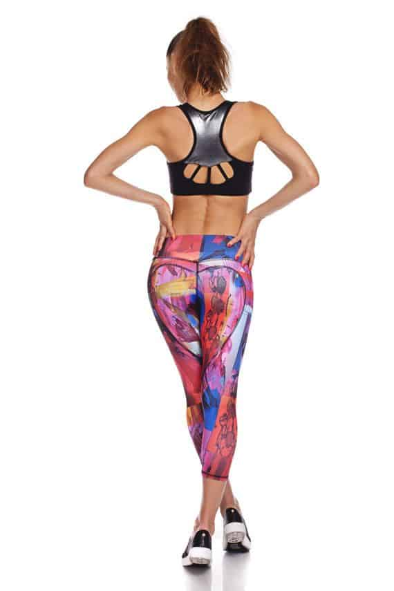 American Made Fasion fitness wear From Nina Bronze