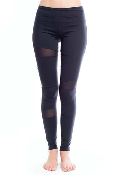 American Made Fashion Fitness Wear | Solow Razor Cut Leggings