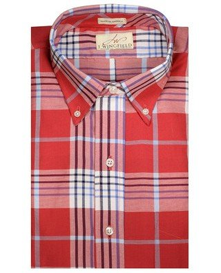 American Made Gifts For Men Under $100 - Dress Shirt From J Wingfield