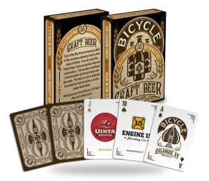 American Made Gifts for Beer Lovers | Bicycle Craft Beer Playing Cards