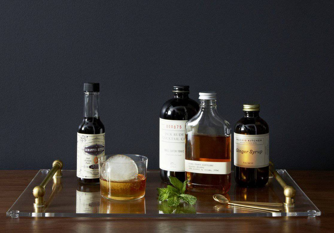 American Made Gifts for Cocktail Enthusiast via USALoveList.com