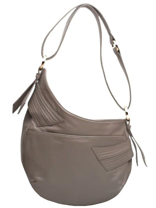 American Made Lambskin Leather Bag from Michelle Vale via USALoveList.com