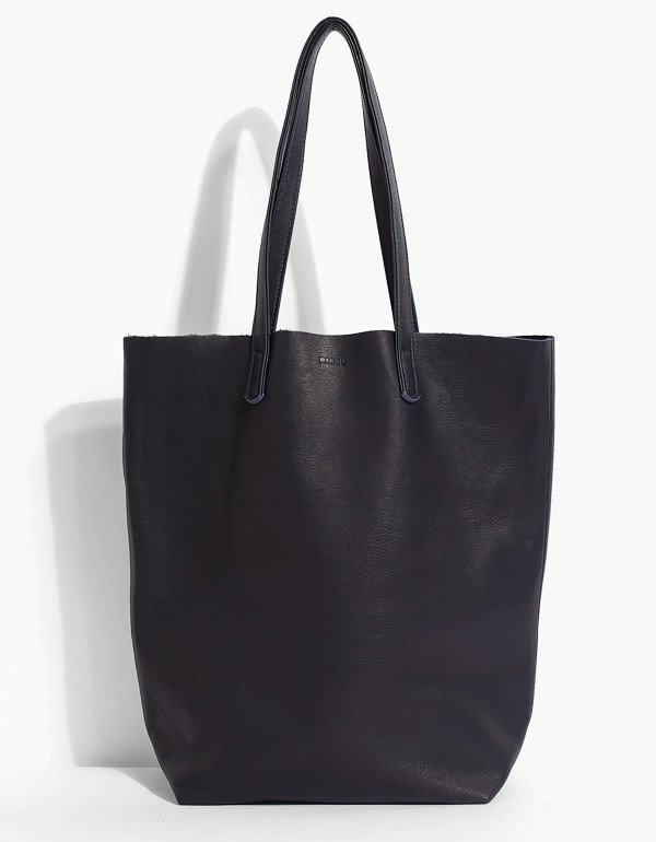 American Made Leather Handbags from Baggu via USALoveList.com