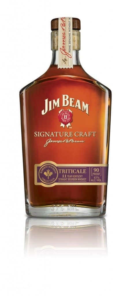 American Made Mens Gifts Under $100 - Jim Beam Signature Craft Triticale via USALoveList.com