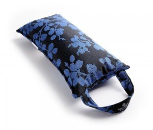 American Made Yoga Cushion from Hugger Mugger via USALoveList.com