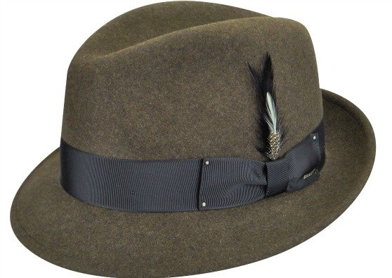 The classic fedora hat - American made hats from hats.com | 15% off with coupon code USALove