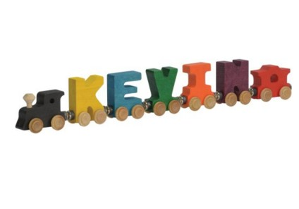 Personalized Gifts for Kids: Maple Landmark name train #usalovelisted #gifts #kids #personalized