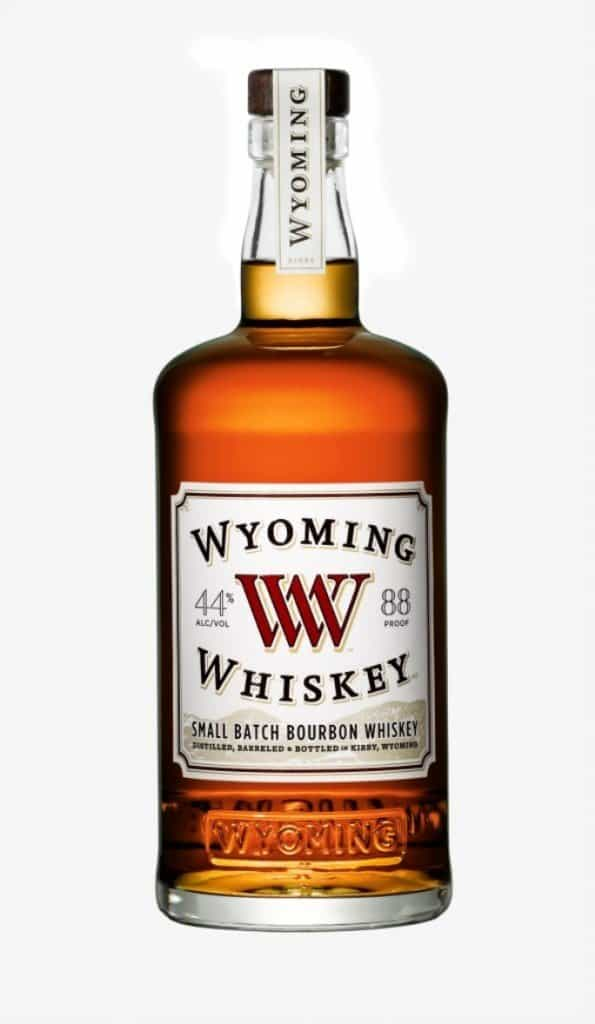 Wyoming Whiskey - regional ingredients, hand made, smooth bourbon.