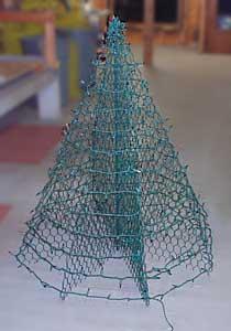 Crab Pot Trees | Made in North Carolina  #usalovelisted #Chirstmas #holidaydecorations