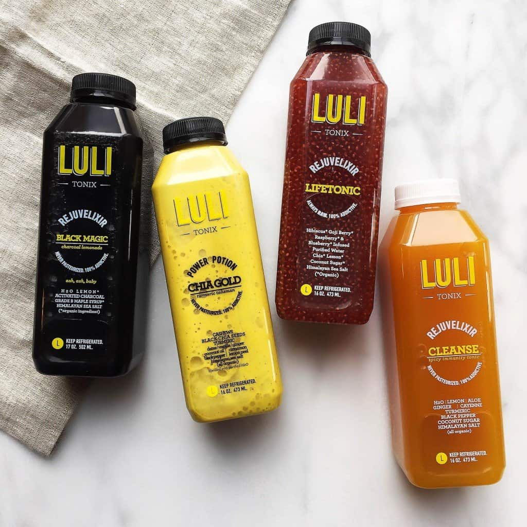 Natural Detox Cleanse: LuliTonix Raw Juices From New York City #cleanse #naturalhealth #usalovelisted