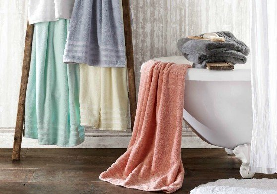 The Jessica Simpson Collection | American Made & Grown Towels by 1888 Mills