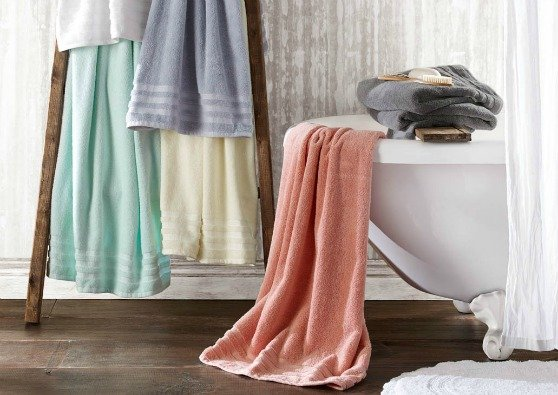 1888 Mills Jessica Simpson Towels
