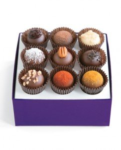 Vosges Chocolates - Affordable American Made Gifts $30 and Under via USALoveList.com