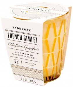 American Made Soy Candle From Paddywax - French Gimlet via USALoveList.com American Made Gifts $30 and Under