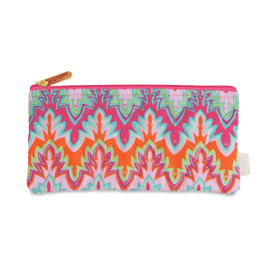 Cinda B Calypso Happy Pouch $15 - American Made Affordable Gifts $30 and Under via USALoveList.com