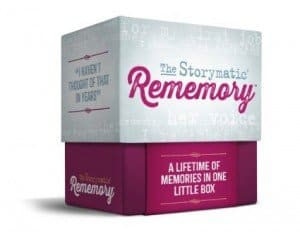 Family Fun Game - Rememory American Made Gifts $30 and Under via USALoveList.com