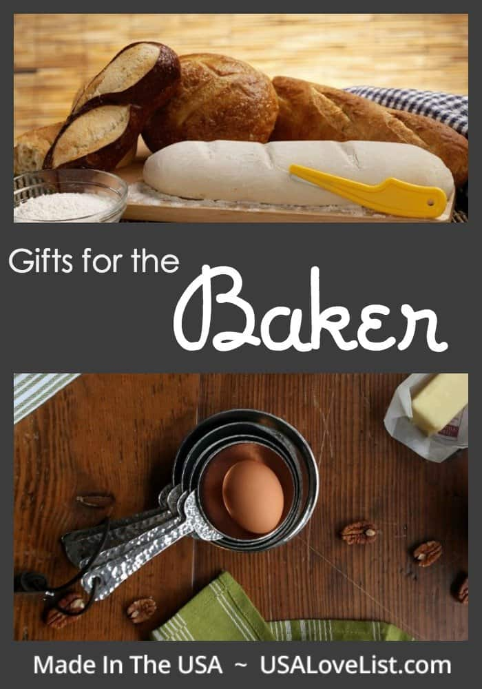 Gifts for the Baker | Made in USA