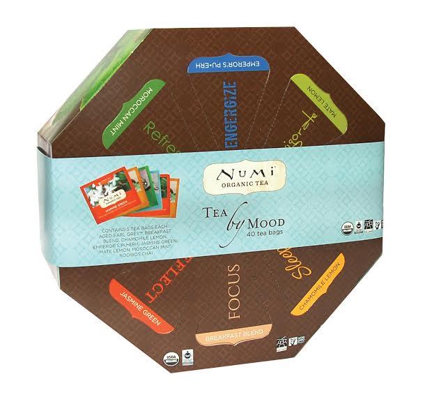 Organic, Non-Toxic, Gluten-Free Tea from Numi | Tea By Mood