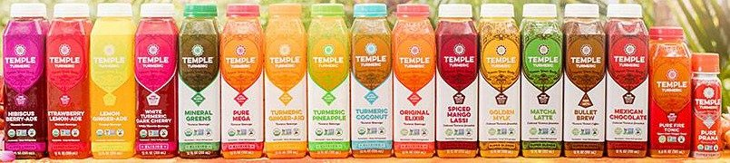 Natural Detox Cleanse: Reset, Recharge, and Cleanse with Temple Tumeric Tonics Using Hawaiian Oana #cleanse #naturalhealth #usalovelisted