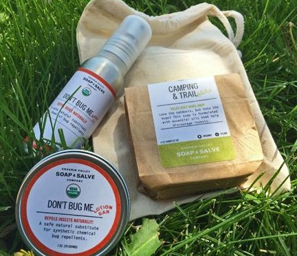 Gifts under $30: Chagrin Valley Don't Bug Me set #usalovelisted #gifts #camping #hiking #madeinUSA