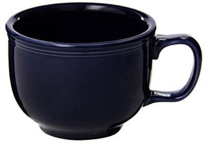 Gifts for tea lovers: Fiesta Jumbo Mug #madeinUSA #usalovelisted #tea