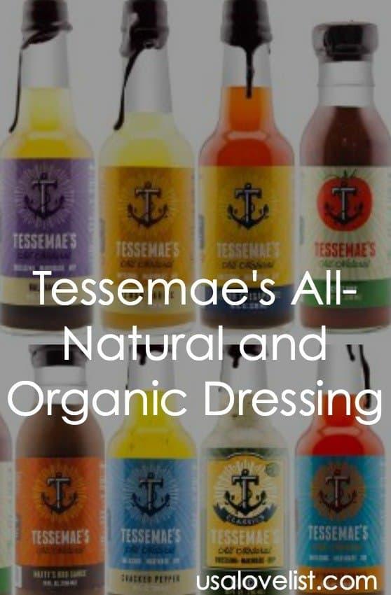 Tessemae's Whole30 Dairy Free, Vegan, Gluten Free, Paleo Dressing Giveaway