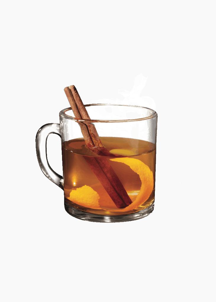 Winter Cocktail recipes: Jack Daniel's Hot Toddy via USALoveList.com #usalovelisted #cocktails