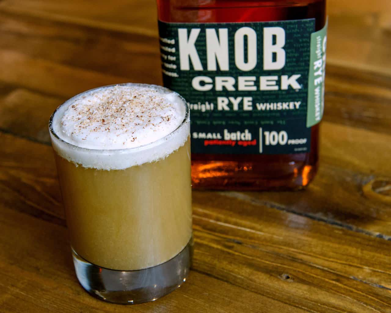Winter Cocktail Recipes via USALoveList.com - Knob Creek Old Fashoined Holiday #usalovelisted #cocktails