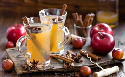 Winter Cocktail Recipes via USALoveList.com
