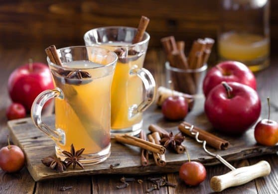 Winter Cocktail Recipes via USALoveList.com