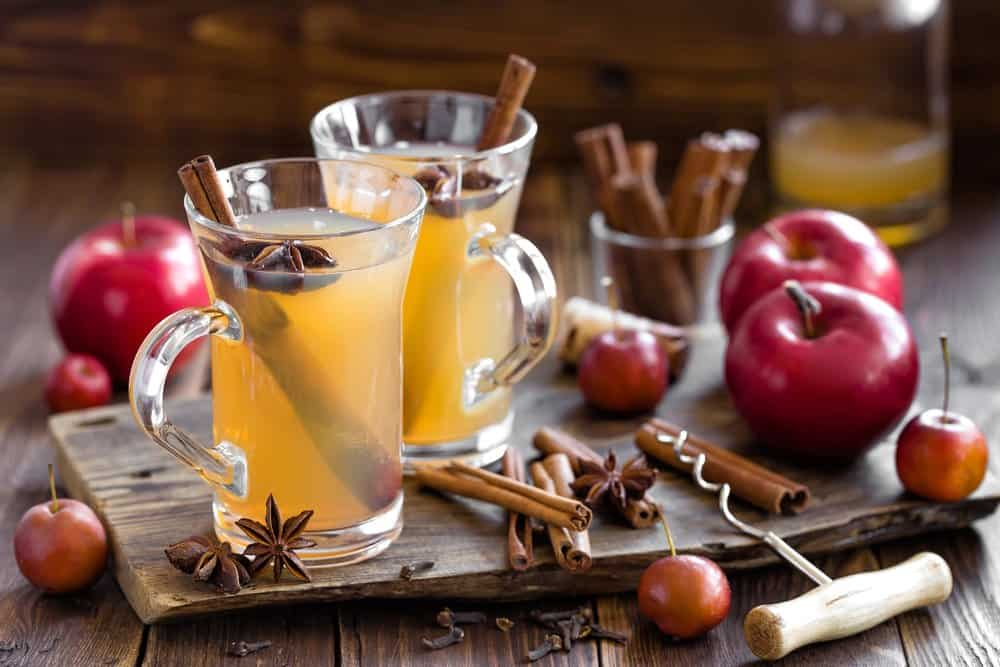 10 Winter Cocktail Recipes To Get You Through The Cold