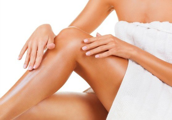 Shaving tips for smooth legs using American made razors.