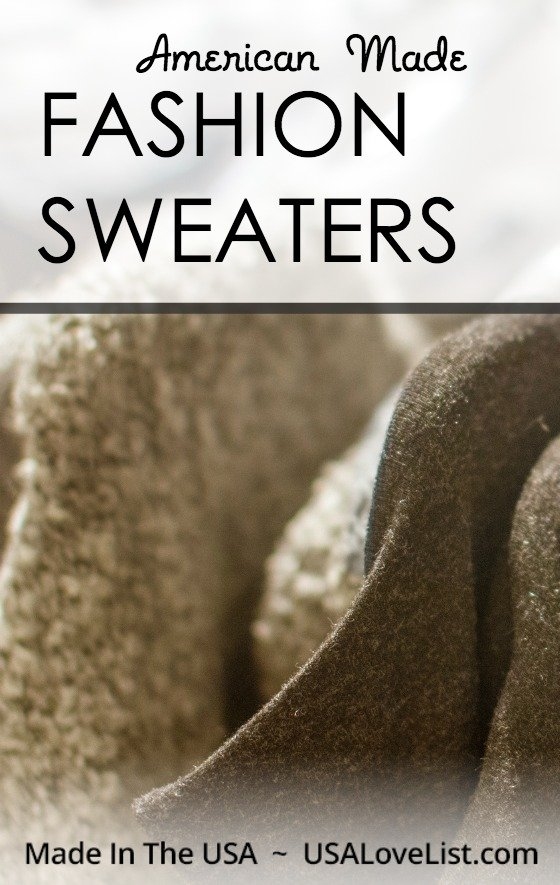 Fashion Sweaters | Made in USA