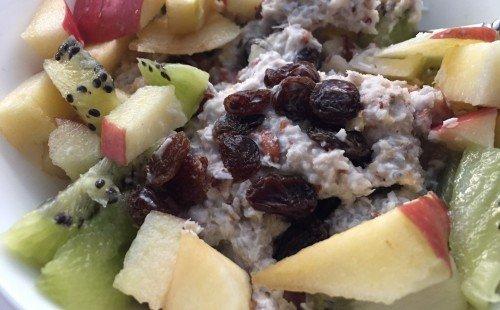 Grain-, Gluten-, Dairy-, Sugar-Free, Whole30, Vegan, and Paleo Cereal Recipe