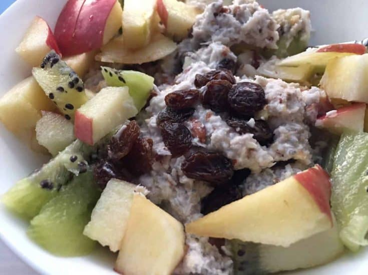 Vegan Gluten Free Breakfast Cereal Recipe Loaded With American Made Goodness