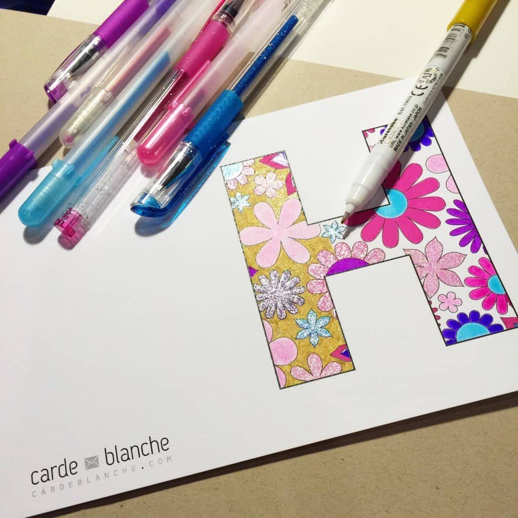 Made in USA Custom Greeting Cards from Carde Blanche