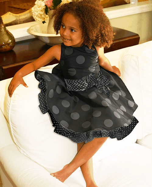 Special occasion dresses for girls | Made in USA | Max & Dora
