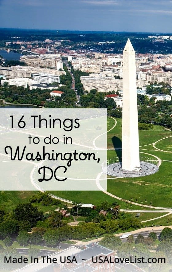 16 Things to Do in Washington, DC