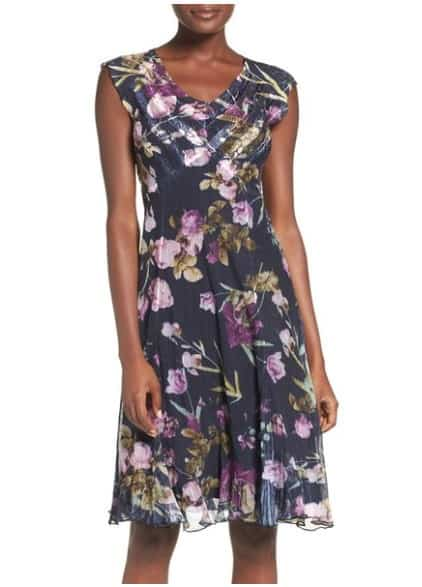 KOMAROV floral dresses | Made in USA