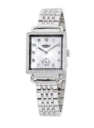 Shinola luxury watches   Made in Detroit