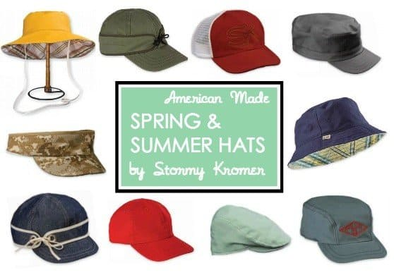 Spring Summer Hats by Stormy Kromer