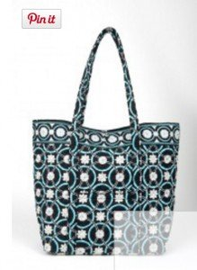 Large Square Bottom Tote Bag. Made in the USA by Stephanie Dawn.